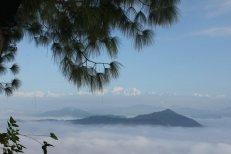 Mountain peaks Nepal