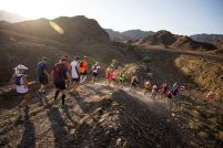 From the desert trails Ras Al Khaimah